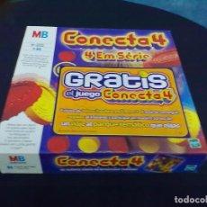 Juegos de mesa: CONECTA 4 MB. Lote 118699083