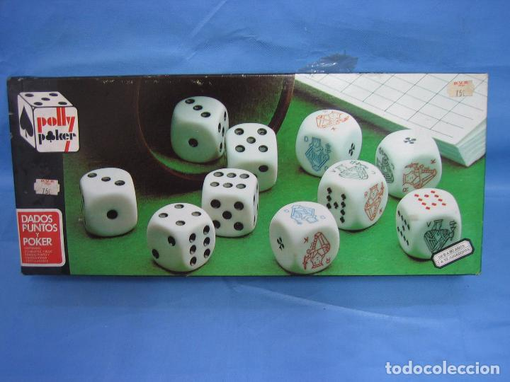 11 Juego De Mesa Dados Puntos Y Poker De Polly Comprar Juegos De