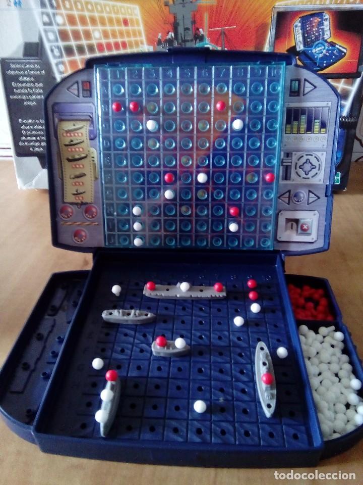 Juegos de mesa: MB JUEGOS HUNDIR LA FLOTA,HASBRO AÑO 2000 - Foto 3 - 70372301