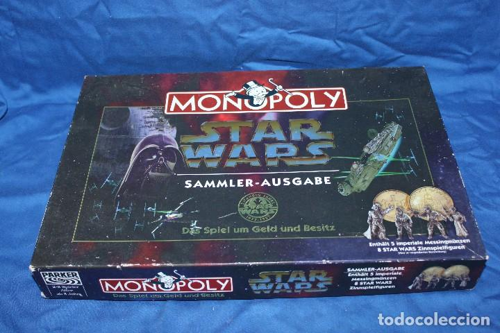 Star Wars Monopoly Sammler-Ausgabe