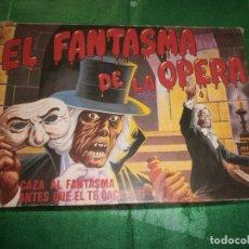 Juegos de mesa: JUEGO FALOMIR EL FANTASMA DE LA OPERA COMPLETO. Lote 70907081
