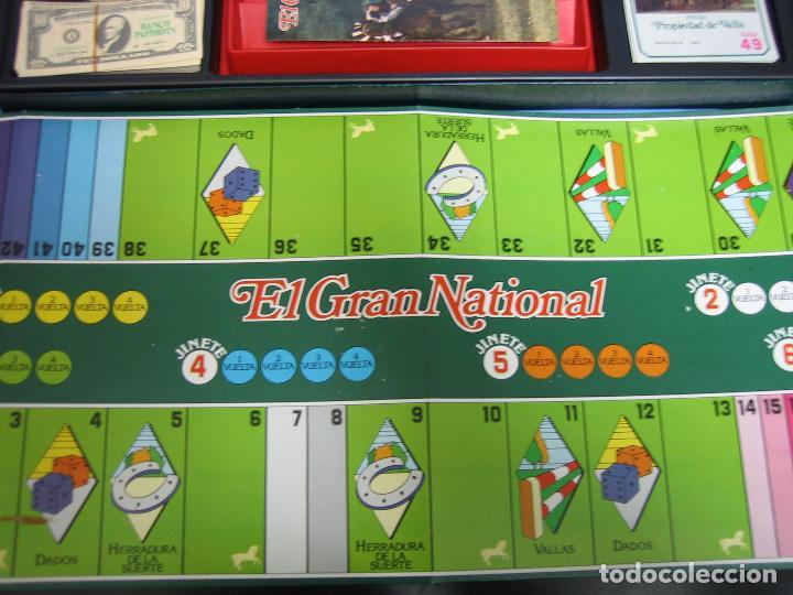 Juegos de mesa: 17 juego de mesa el gran National de Papirots.No jugado - Foto 6 - 71050129