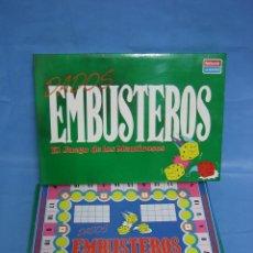 Juegos de mesa: 15 JUEGO DE MESA DADOS EMBUSTEROS DE FALOMIR. SIN JUGAR. Lote 71137869