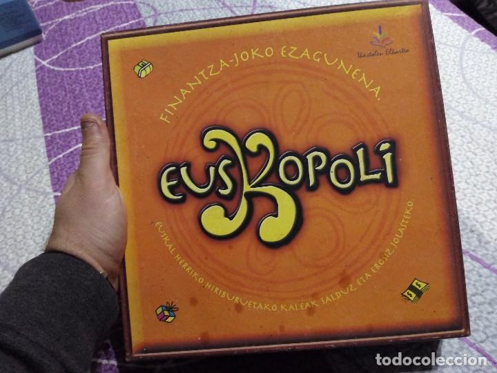 Monopoly Venta En Euskopoly Euskera Versión Vascaco Vendido ymNv8n0wO