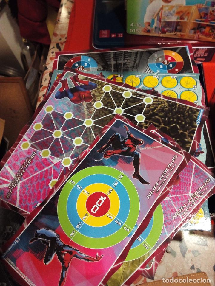 Juegos de mesa: 80 Juegos Clásicos Edición Spiderman - Foto 2 - 71422747