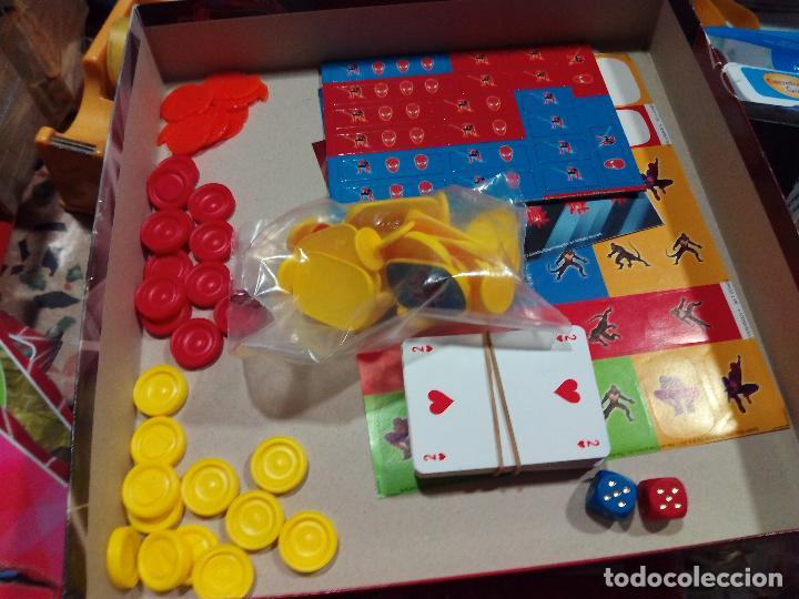 Juegos de mesa: 80 Juegos Clásicos Edición Spiderman - Foto 4 - 71422747