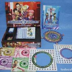 Juegos de mesa: JUEGO DE MESA CÓDIGO LYOKO DE SIMBA 2007. Lote 71508711