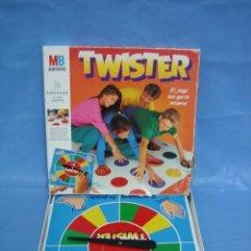 Juegos de mesa: JUEGO DE MESA TWISTER DE MB 1989. Lote 71508799