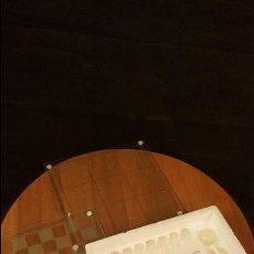 Juegos de mesa: JUEGO AJEDREZ CRISTAL. Lote 71679979