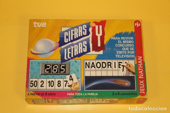 Juego De Mesa Cifras Y Letras Tve Jeus Nath Comprar Juegos De