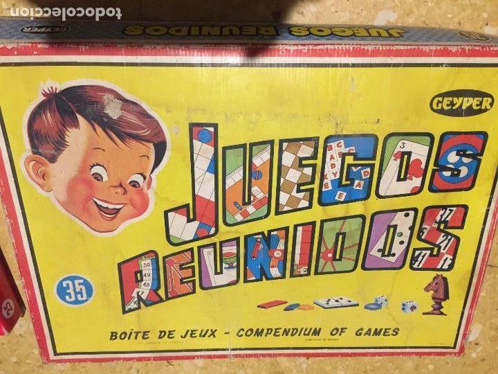 Caja De 35 Juegos Reunidos Geyper Primeros 70 Comprar Juegos De