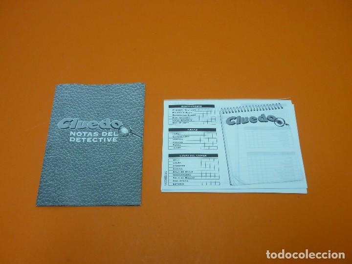 Juegos de mesa: CLUEDO- PARKER- JUEGO DE MESA- COMPLETO-AÑO 1996 - Foto 4 - 72016699