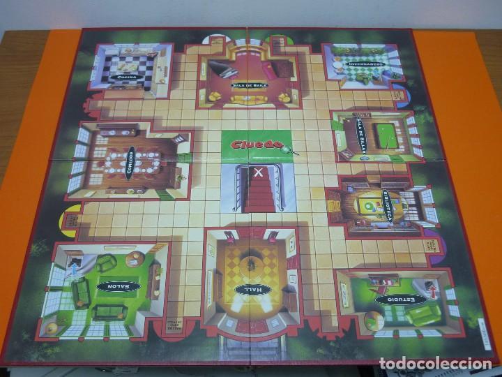 Juegos de mesa: CLUEDO- PARKER- JUEGO DE MESA- COMPLETO-AÑO 1996 - Foto 5 - 72016699