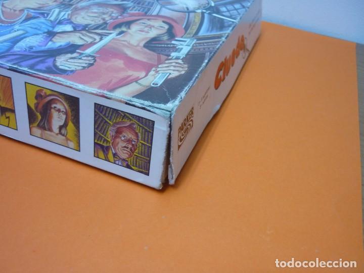 Juegos de mesa: CLUEDO- PARKER- JUEGO DE MESA- COMPLETO-AÑO 1996 - Foto 11 - 72016699