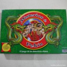 Juegos de mesa: MISTERIOS DE PEKÍN - PARKER - 2004. Lote 109208415