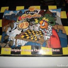 Juegos de mesa: CHUPA CHUPS CHESS COLLECTION (AJEDREZ ) . Lote 72224979