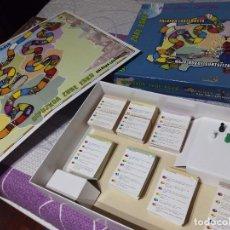 Juegos de mesa: JUEGO GIPUZKOA ZURE ESKUZ ( GUIPÚZCOA EN TUS MANOS). Lote 72355823