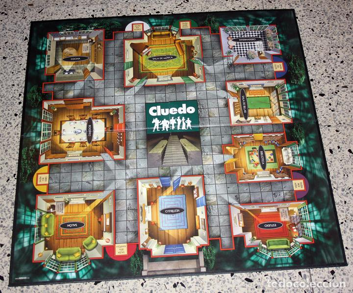 Juego De Mesa Cluedo De Parker Completo Al 99 Sold Through