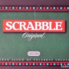 Juegos de mesa: SCRABBLE ORIGINAL JUEGO DE MESA COMPLETO SIN USO. Lote 72453535
