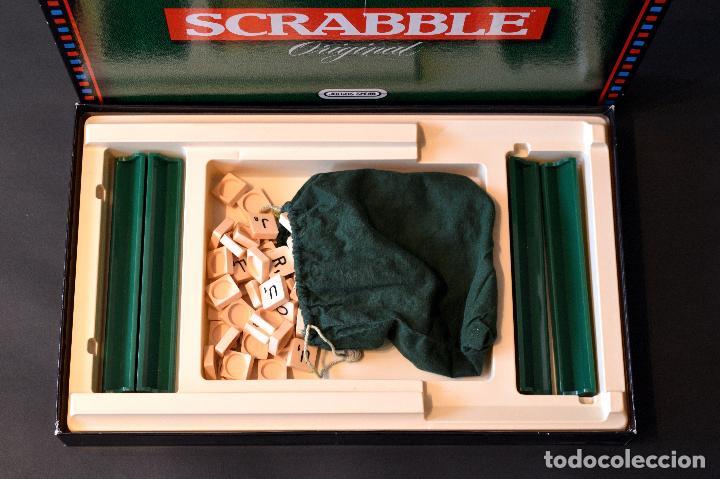 Juegos de mesa: SCRABBLE ORIGINAL JUEGO DE MESA COMPLETO SIN USO - Foto 5 - 72453535