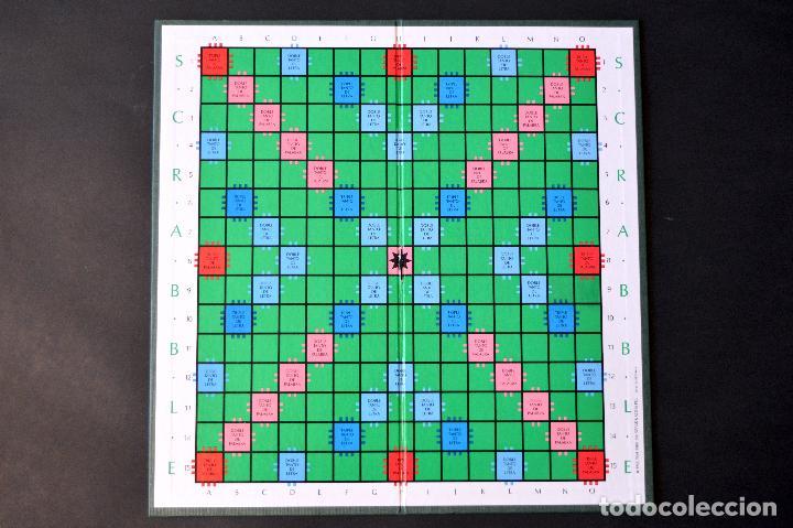 Juegos de mesa: SCRABBLE ORIGINAL JUEGO DE MESA COMPLETO SIN USO - Foto 6 - 72453535