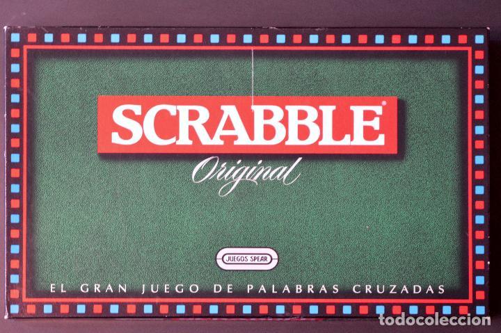 Juegos de mesa: SCRABBLE ORIGINAL JUEGO DE MESA COMPLETO SIN USO - Foto 8 - 72453535