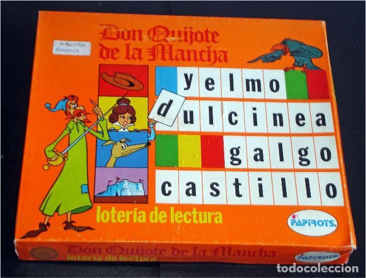 Loteria De Lectura Papirots Serie De Dibujo Comprar Juegos De