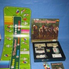 Juegos de mesa: JUEGO DE MESA EL GRAN NATIONAL. NO JUGADO. Lote 72777183