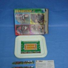 Juegos de mesa: JUEGO MAGNÉTICO DE RIMA.SIN JUGAR. Lote 72873983
