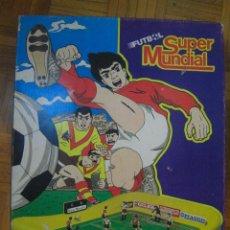 Juegos de mesa: JUEGO FUTBOL SUPER MUNDIAL - RIMA. Lote 73433431