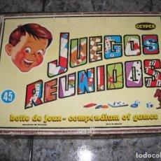 Juegos de mesa: JUEGOS REUNIDOS GEYPER,45. Lote 73550999