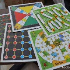 Juegos de mesa: TABLEROS DE JUEGOS DE MESA MARCA FHER . Lote 73602839
