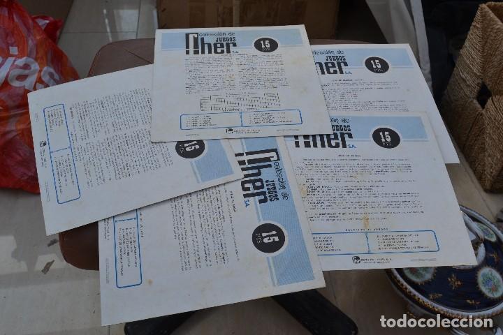 Juegos de mesa: tableros de juegos de mesa marca fher - Foto 2 - 73602839