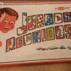 Juegos de mesa: JUEGOS REUNIDOS GEYPER 45. Lote 73606831