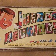 Juegos de mesa: JUEGOS REUNIDO GEYPER 35. Lote 73607087