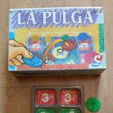 Juegos de mesa: JUEGO DE MESA LA PULGA CEFA. Lote 73748979