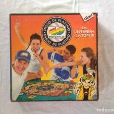 Juegos de mesa: JUEGO DE MESA 40 PRINCIPALES. Lote 73786981