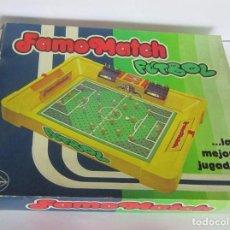 Jeux de table: FAMOMATCH FUTBOL, DE FAMOSA, REF 3801, EN CAJA. CC. Lote 73854355