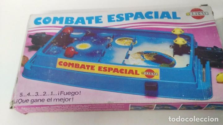JUEGO DE MESA COMBATE ESPACIAL (Juguetes - Juegos - Juegos de Mesa)