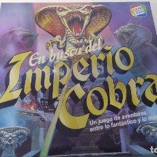 Juegos de mesa: JUEGO DE MESA IMPERIO COBRA CEFA. Lote 73915135