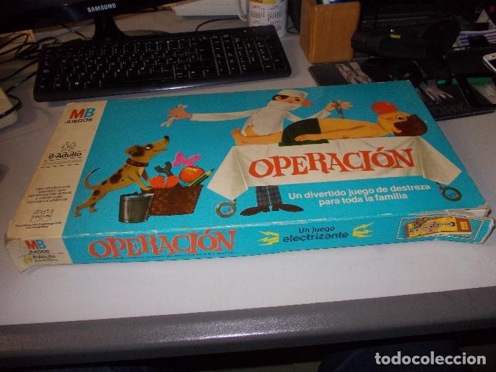 Juego Operacion Un Divertido Juego De Destreza Comprar Juegos De
