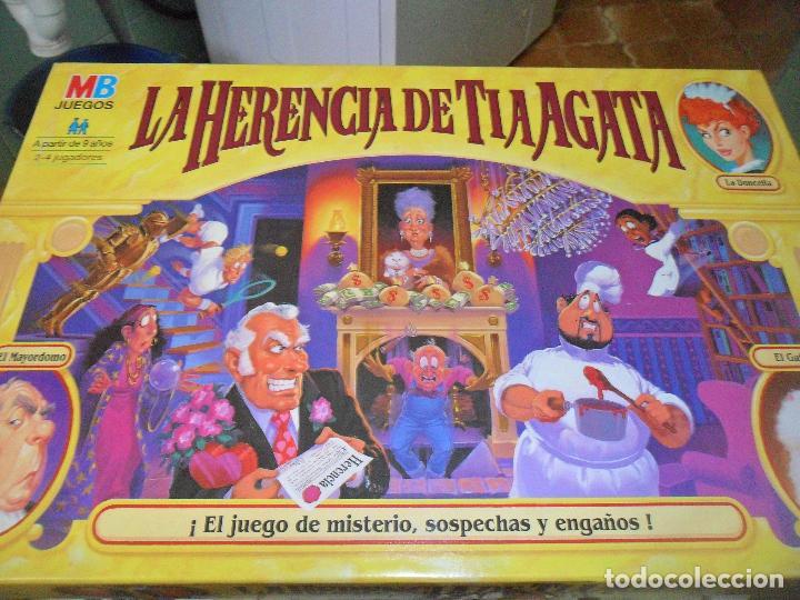 La Herencia De Tia Agata Mb Juegos Completo Comprar Juegos De