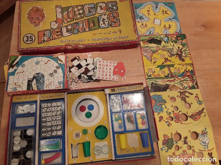 Antiguo Juego Reunidos Geyper 35 Comprar Juegos De Mesa Antiguos