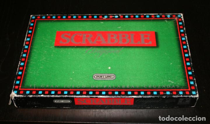Juego De Mesa Scrabble Original El Gran Juego Comprar Juegos De