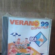 Juegos de mesa: JUEGO DE COLECCION DE VIAJE, LA OCA NUEVO PUBLICIDAD TOTAL.. Lote 72708111