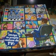 Juegos de mesa: JUEGO DE MESA TV BOSS . Lote 74618383