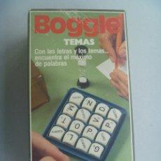 Juegos de mesa: JUEGO DE MESA : BOGGLE DE BORRAS . COMPRING 1980 PARKER BROTHERS. Lote 74955203