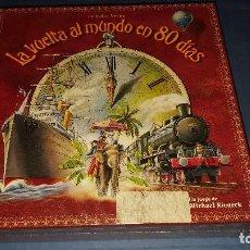 Juegos de mesa: JUEGO LA VUELTA AL MUNDO EN 80 DIAS. Lote 75034663