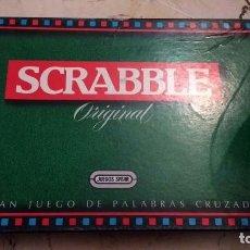 Juegos de mesa: SCRABBLE. ORIGINAL. COMPLETO.. Lote 75424339