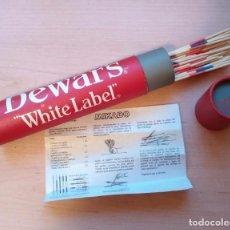 Juegos de mesa: MIKADO - PUBLICIDAD DEWAR'S WHITE LABEL - COLECCIONISMO. Lote 75471783